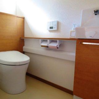 和式からお洒落な洋式トイレにリフォーム