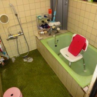 やすらぎの空間を演出した浴室リフォーム