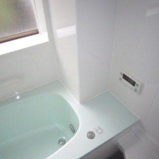 鉄骨柱が邪魔だった浴室のリフォーム