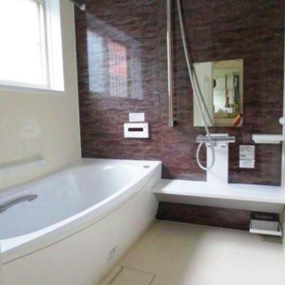 土台と柱が腐食していた浴室のリフォーム