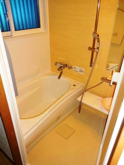 ヒートショックを防ぐ浴室リフォーム
