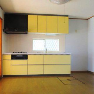 中古戸建住宅のキッチン・浴室・洗面・DK・洋間をリフォーム