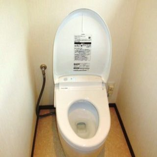 体の大きい男性に人気の高いタンクレストイレでリフォーム