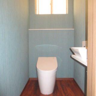 和式トイレを高級ホテルのトイレのようにリフォーム