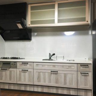 使い易いキッチンにリフォーム!