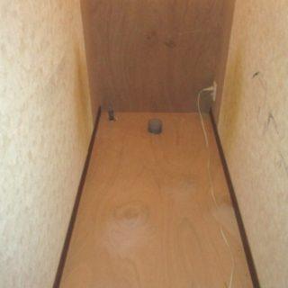 掃除がラクになるトイレ空間