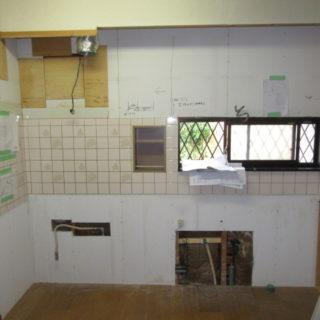 食洗機を無くして収納力をUPさせたキッチンリフォーム