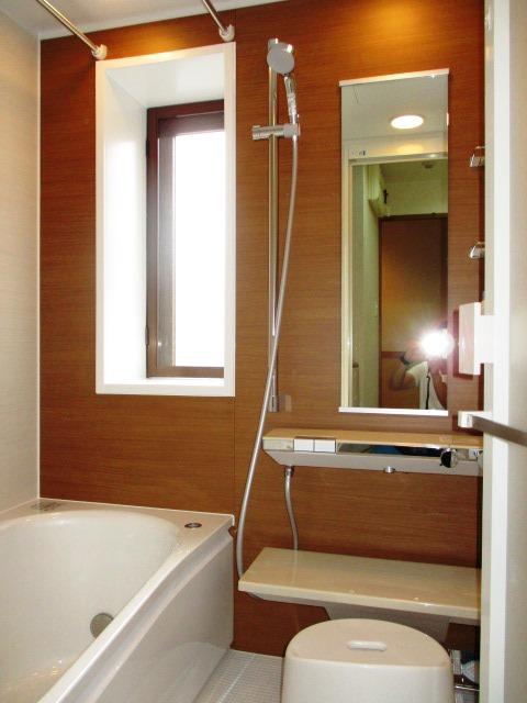 0.75坪の浴室で最も広い1317タイプ
