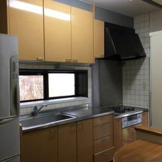 積水ハウスのキッチンリフォーム
