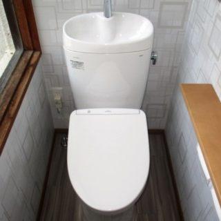 浴室とトイレを分離したリフォーム