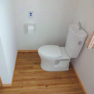 洋室へのトイレの設置