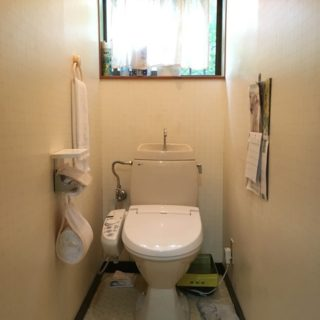 結露が酷いトイレのリフォーム!