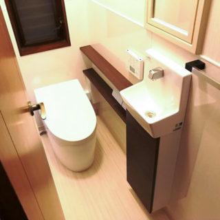 キレイが長続きするトイレ