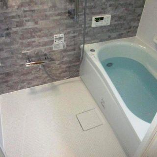 シロアリ被害があった浴室リフォーム