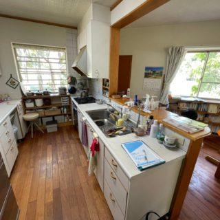 5度単位で温度調整出来るコンベクションオーブン付キッチン